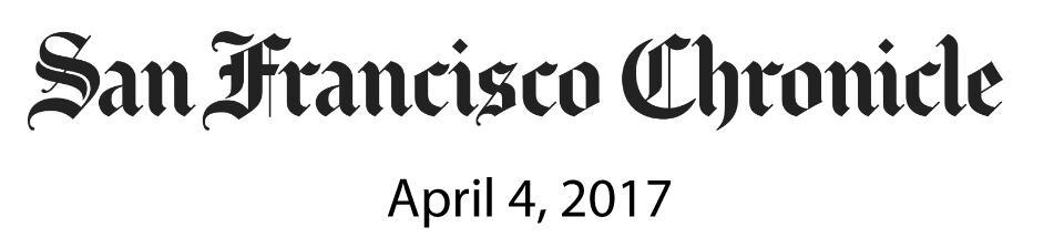 San Francisco Chronicle – April 2017