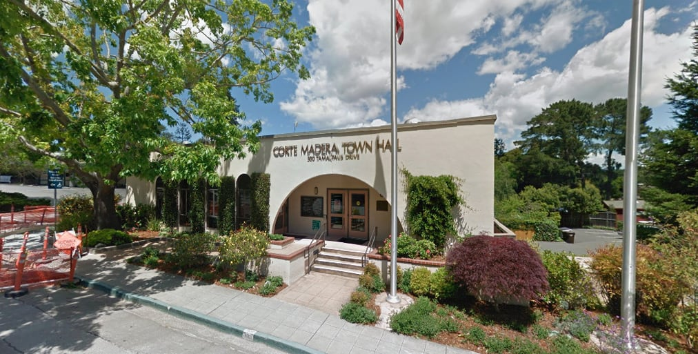 Corte Madera Town Hall