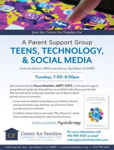 A Parent Support Group